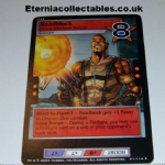 G.I.Joe Trading card Game 2004 41/114 No 41 Roadblock (rare) @sold@